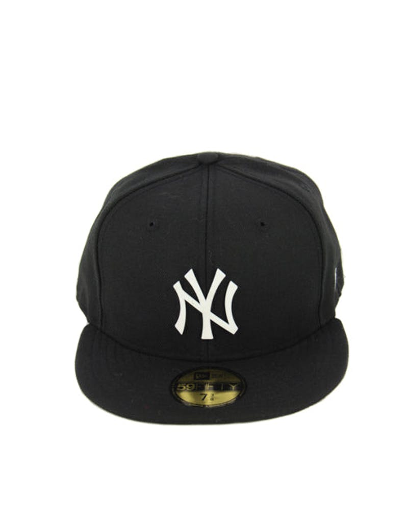 New York Yankees Metal Black/white
