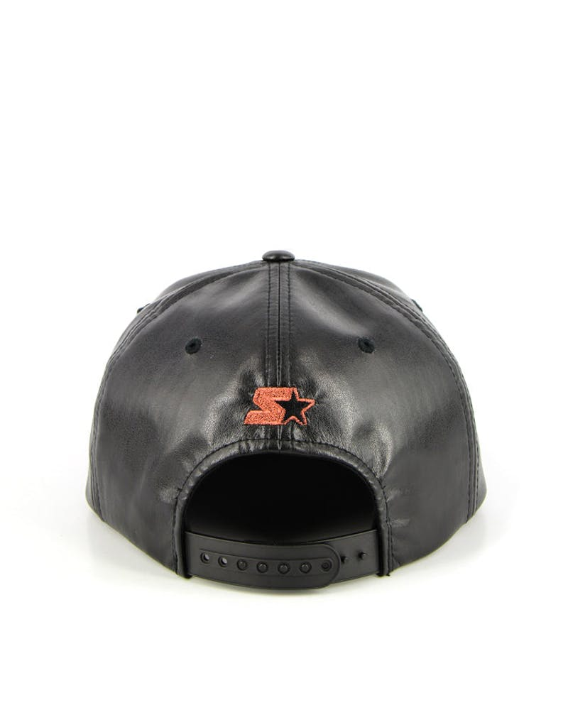 X Culture Kings Leather Black/rose Gold