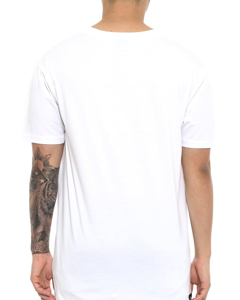 K.Dot Mini Head T White