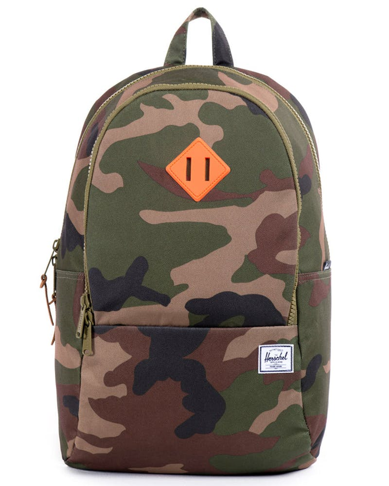 Nelson Rubber Camo/orange