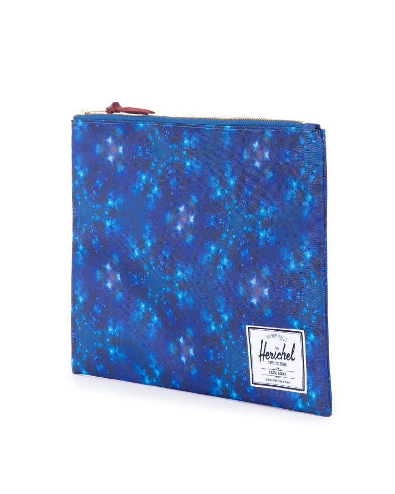 Network Pouch XL Blue