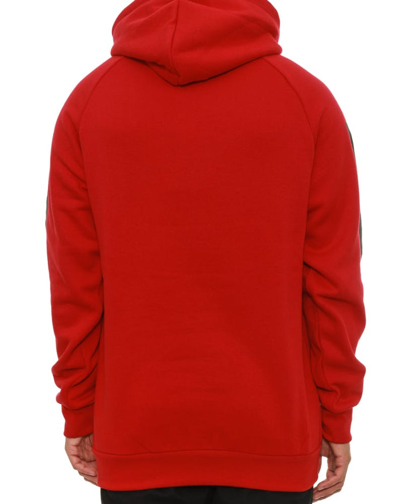 Thief Pullover Hood Red