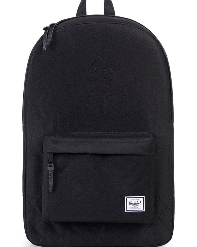 Heritage Backpack Black/black