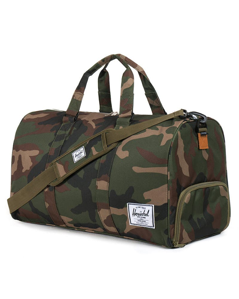 Hersch Bag CO Novel Bag Camo