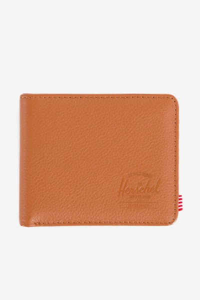 Hank Leather Wallet Tan