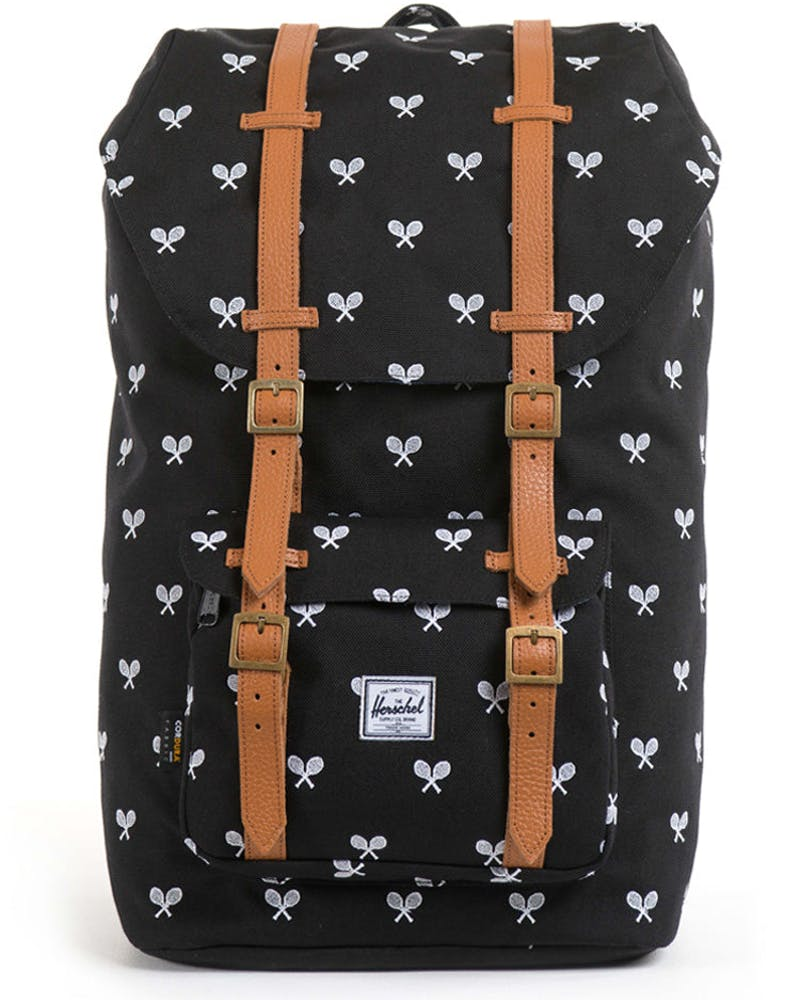 Little America Cordura Black/white