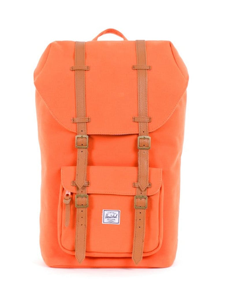 Little America Bpack 20oz Orange/brown