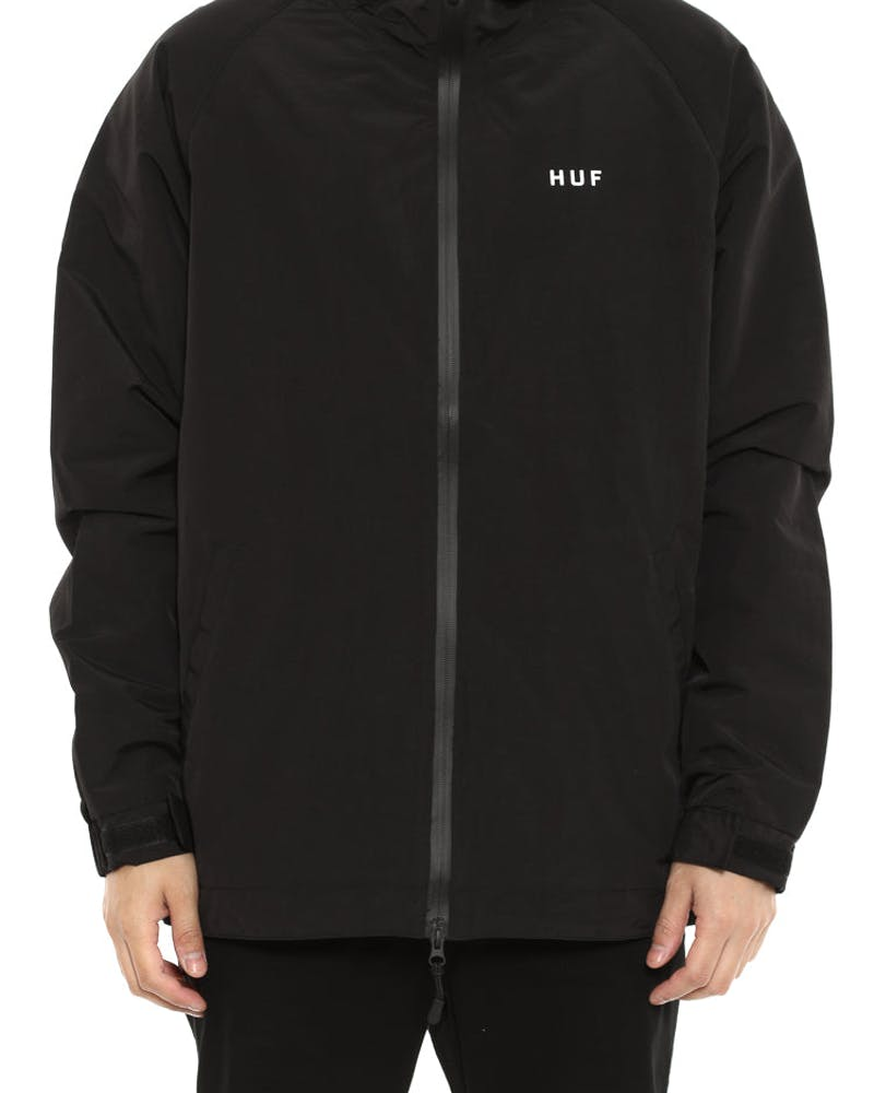 Standard Shell Jacket Black