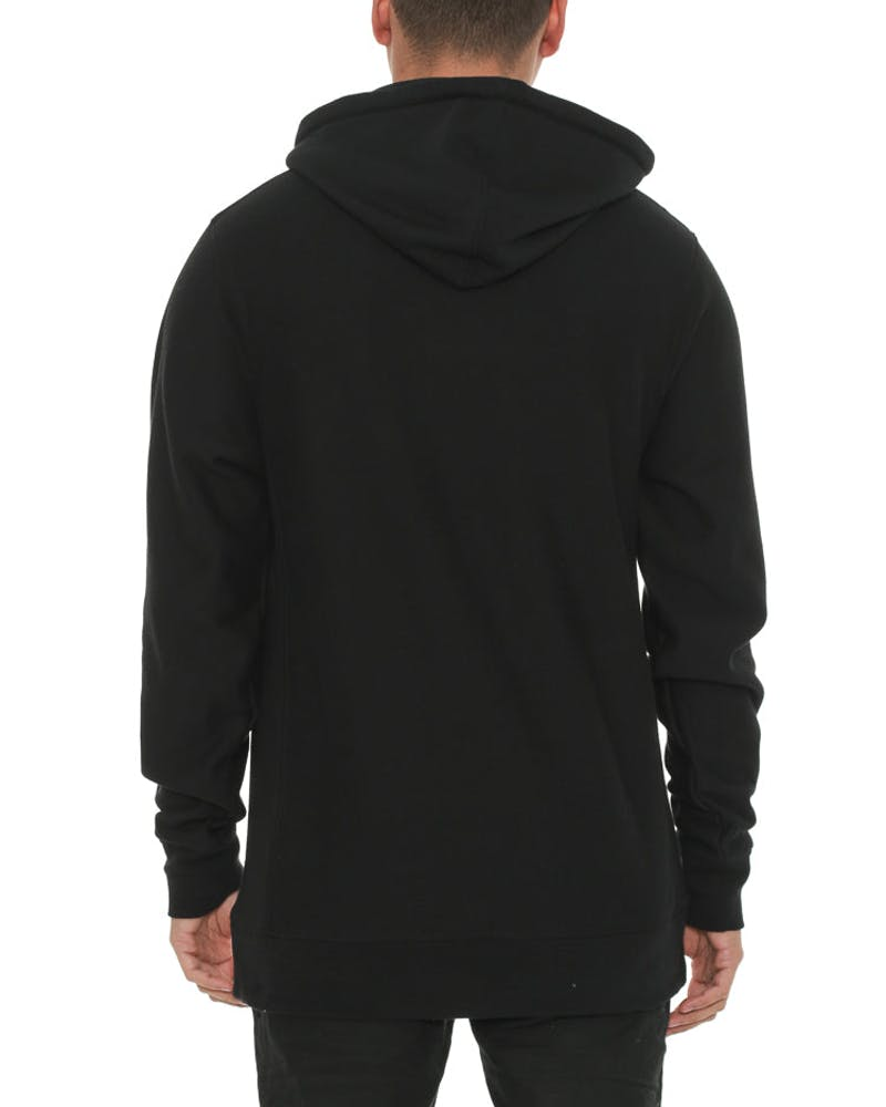 Tradition Pullover Hood Black