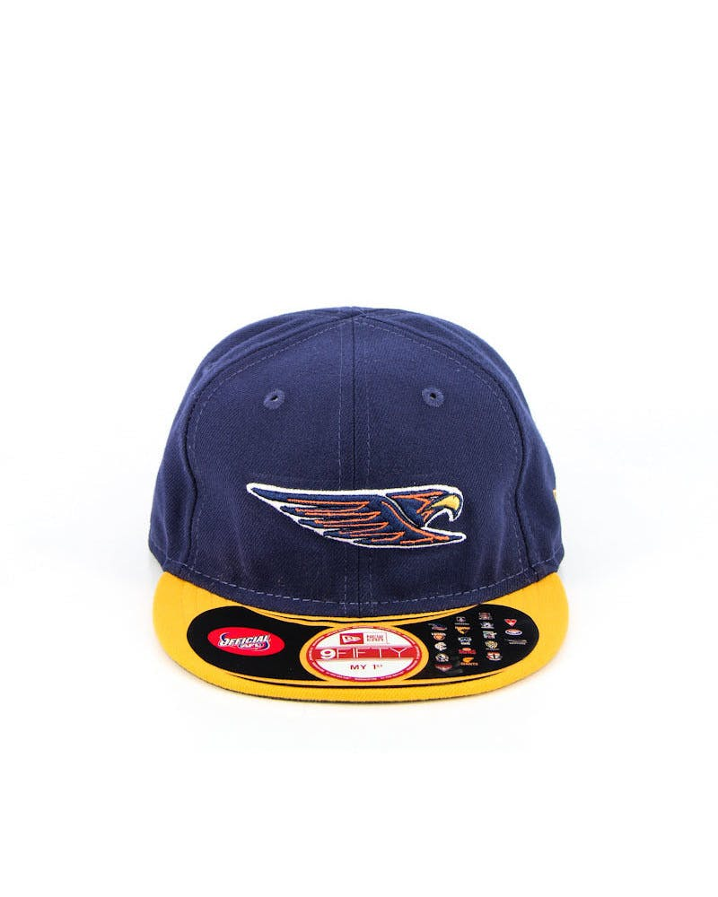 West Coast Eagles MY 1st Navy/red
