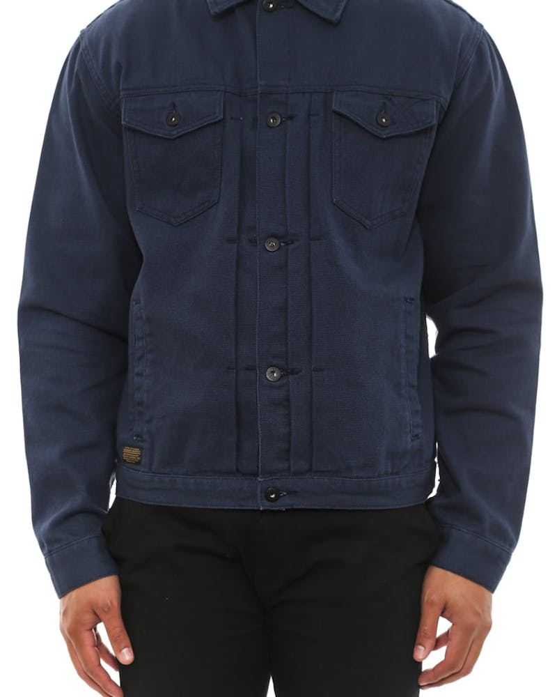 Ranch Hand Jacket Navy