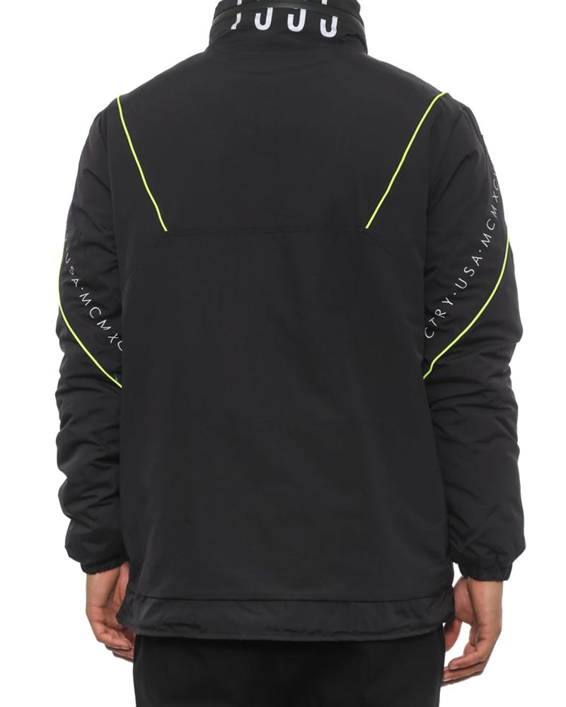 2020 Team Pullover Jacket Black