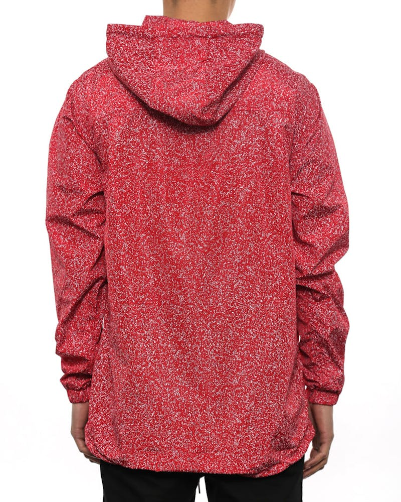 Neptune Jacket Red/white