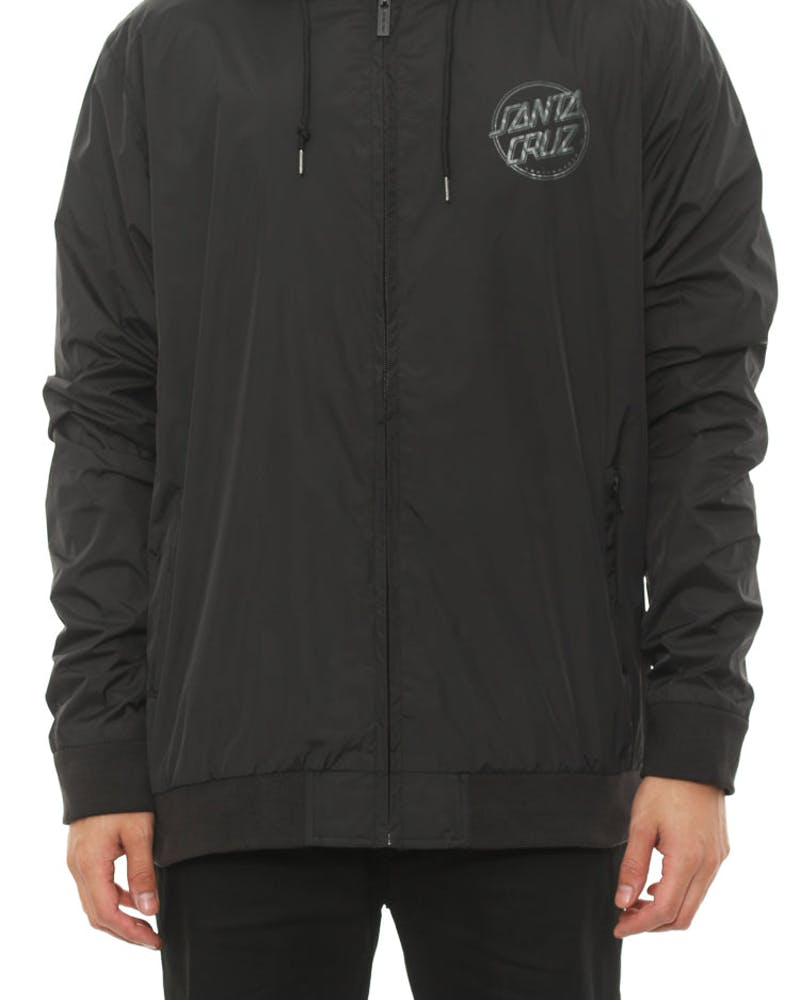 Keyline Spray Jacket Black
