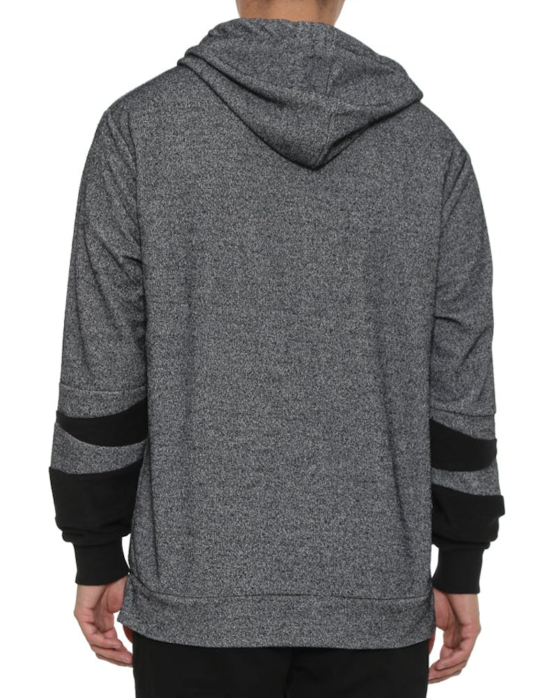 Bless the Wave Hoodie Grey