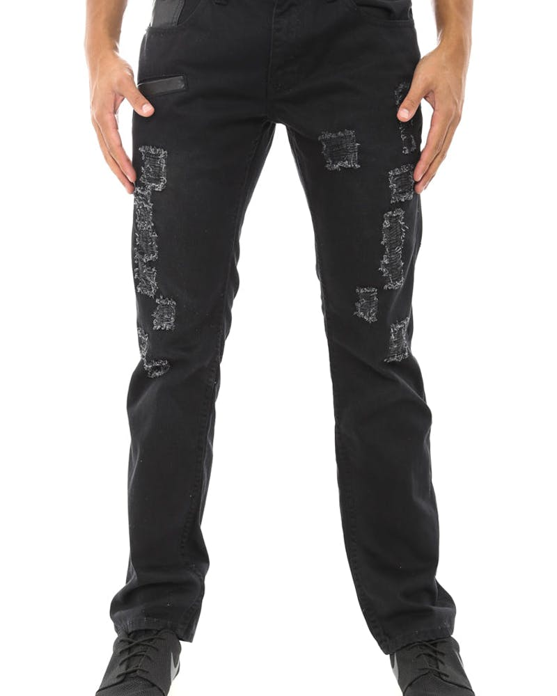 Bowery Denim Jean Black
