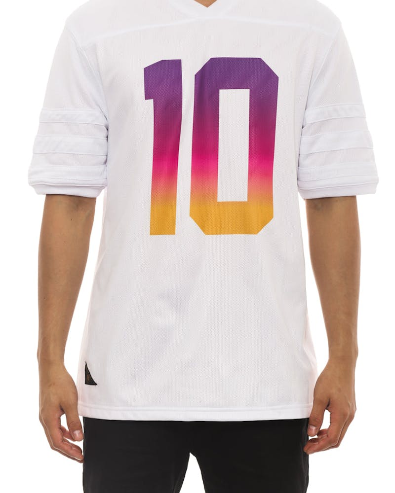 Burnout Jersey White