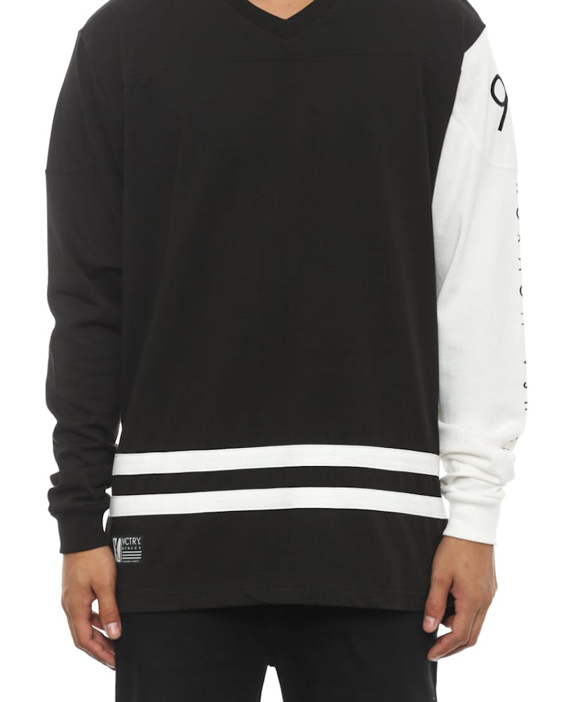 Vctry Type 2 Jersey Black