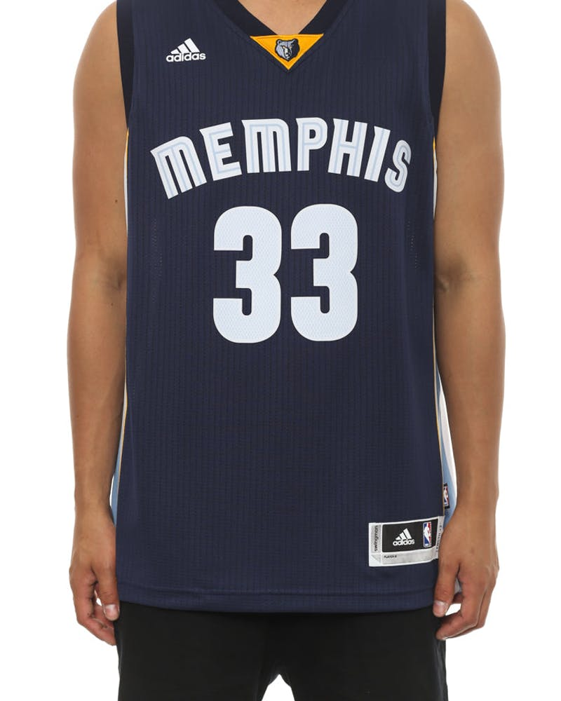 Grizzlies Int Swingman Jersey Navy/blue