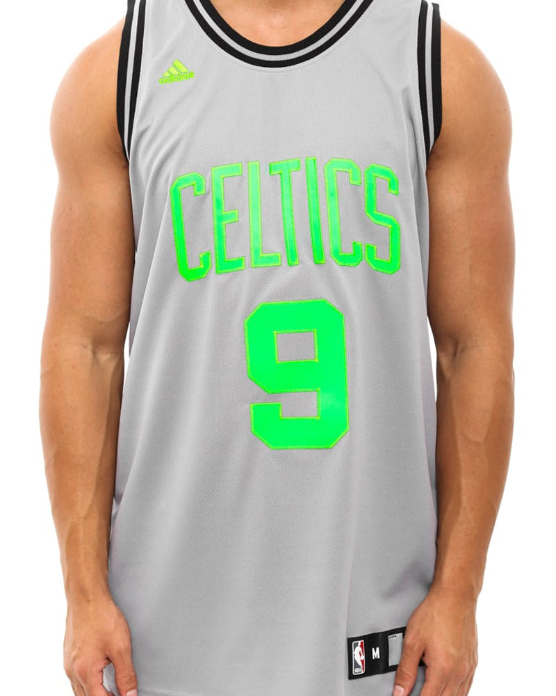 Boston Celtics Fashion R3 Grey/green/blac