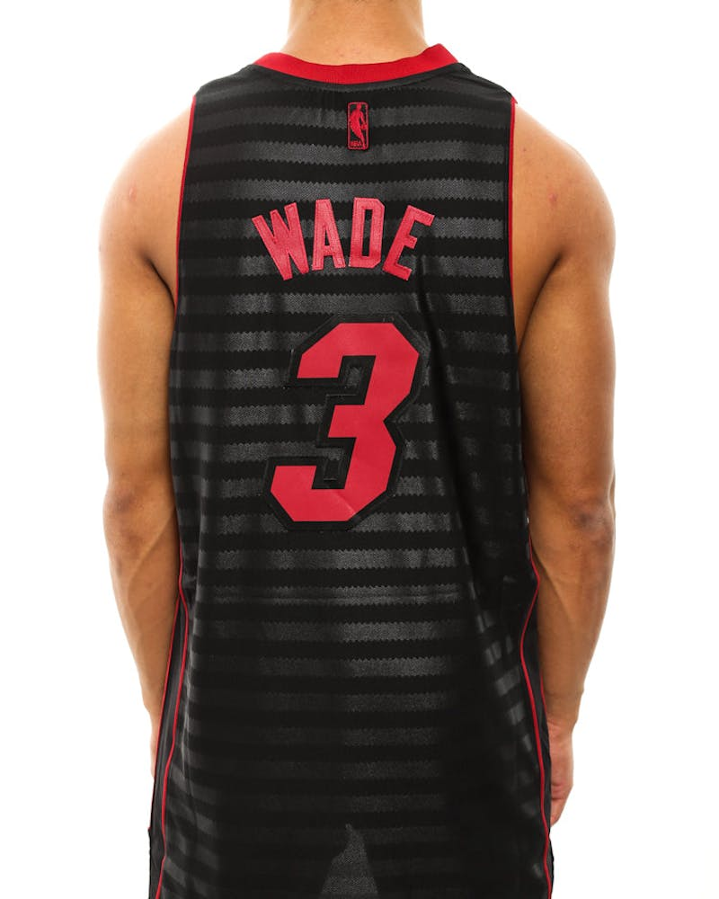 Miami Heat Revolution 30 Fashion Black/red