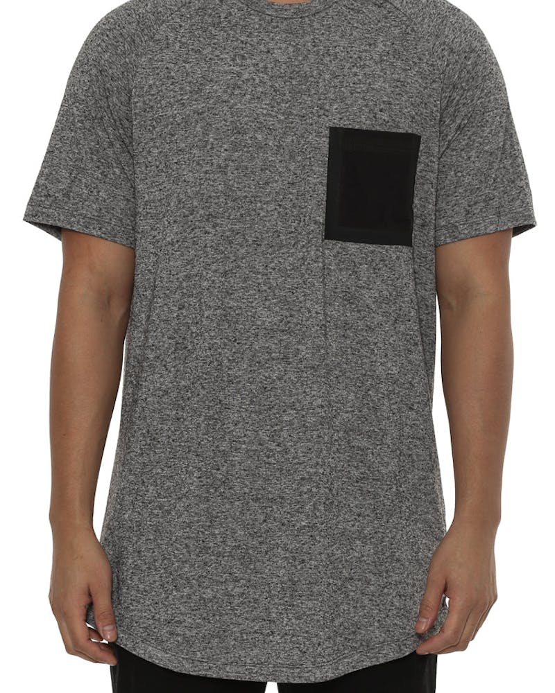 Sterling Pocket Tee Charcoal