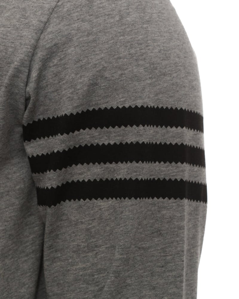 Clima Long Sleeve Tee Grey/black