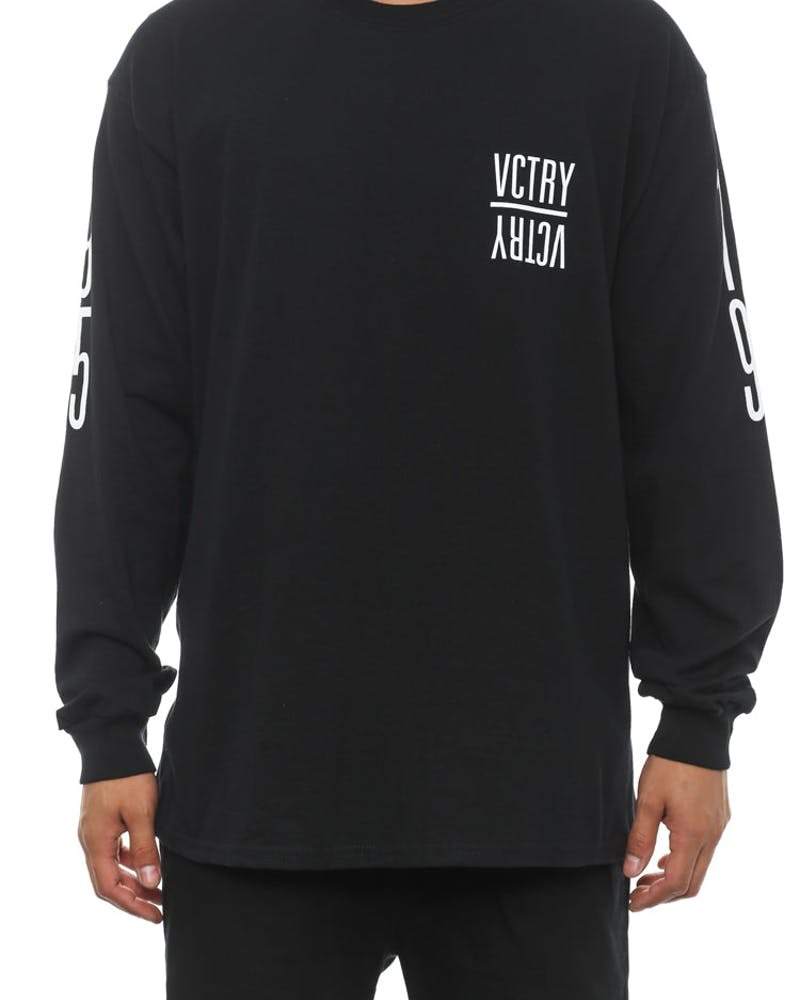 360 Long Sleeve Tee Black