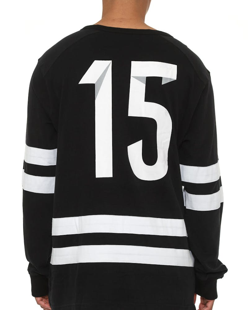 Breakaway Hockey Jersey Black