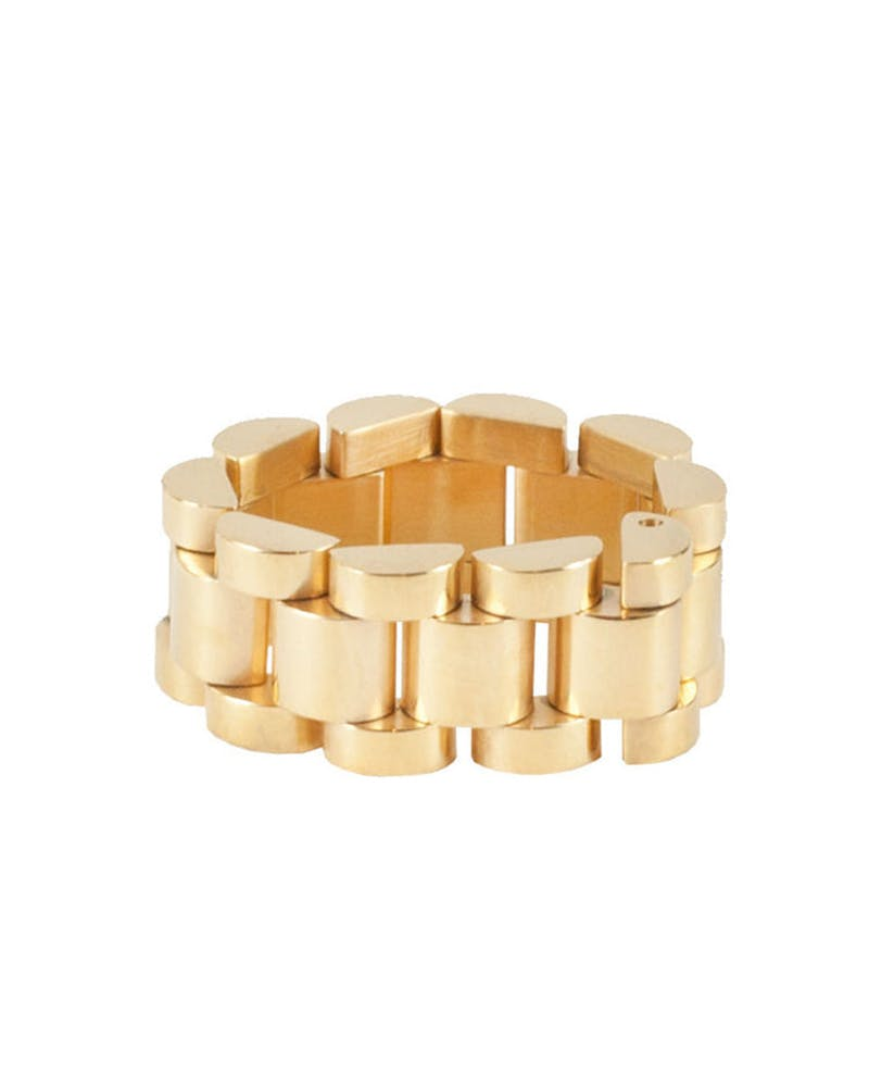 Band Ring Gold
