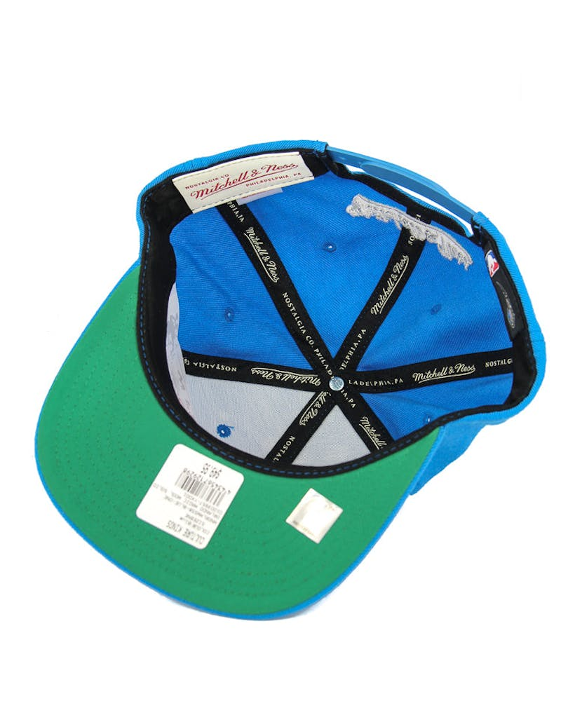 Orlando Magic Wool Solid Snapback Blue