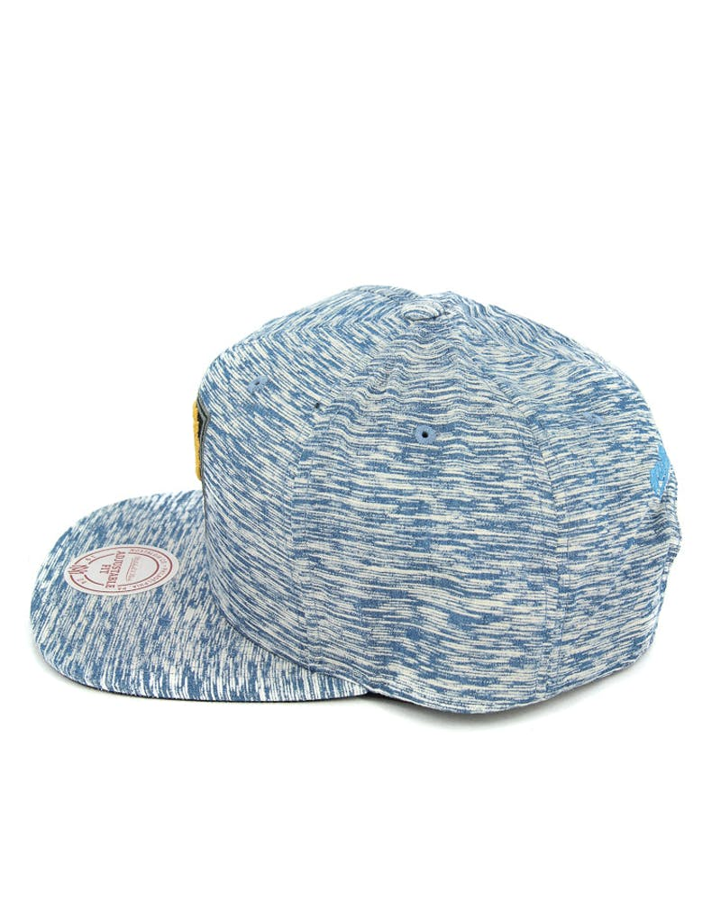 Suns Against the Grain Snapback Indigo