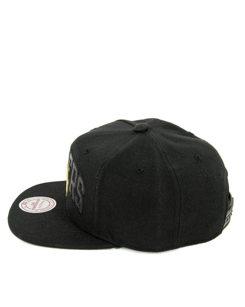 Clippers Lux Arch Snapback Black/gold