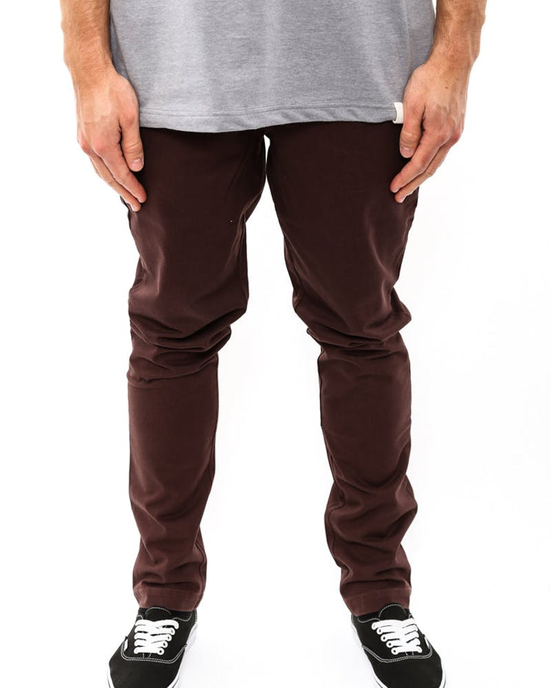 Parkes Chino Brown