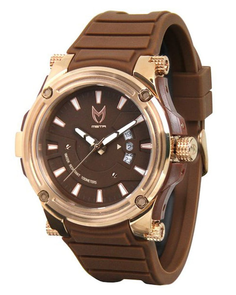 Prodigy SS Brown/rose Gold