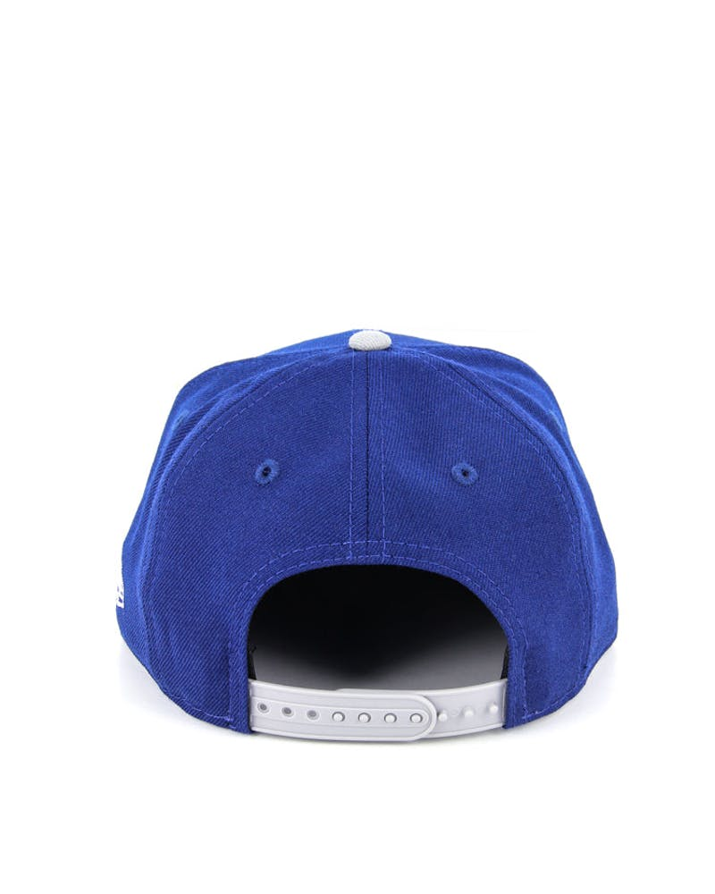 Dodgers Youth Snapback Royal/grey/whit