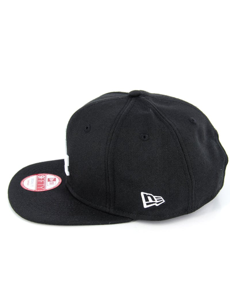 Yankees Orig.fit Metal Snapback Black/white