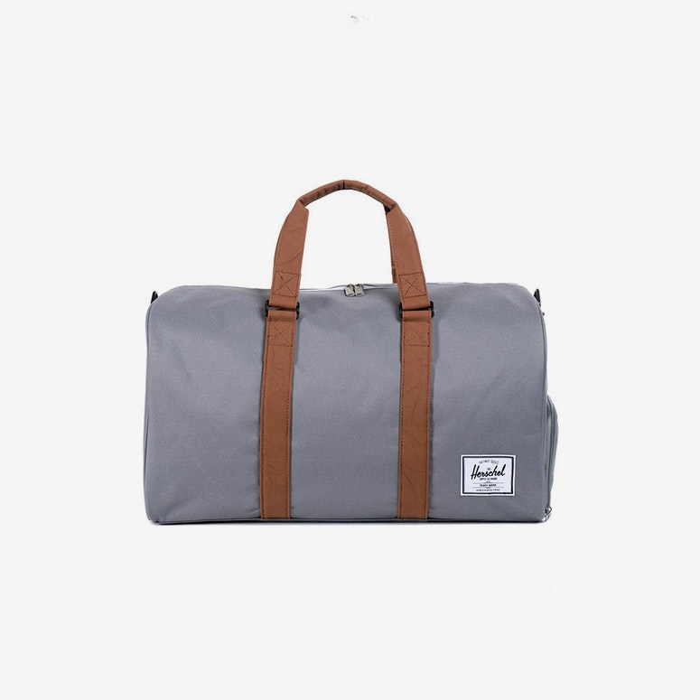 Hersch Bag CO Novel Bag Grey/brown