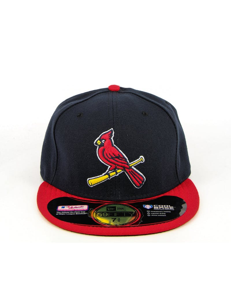 ST Louis Cardinals On Navy/red
