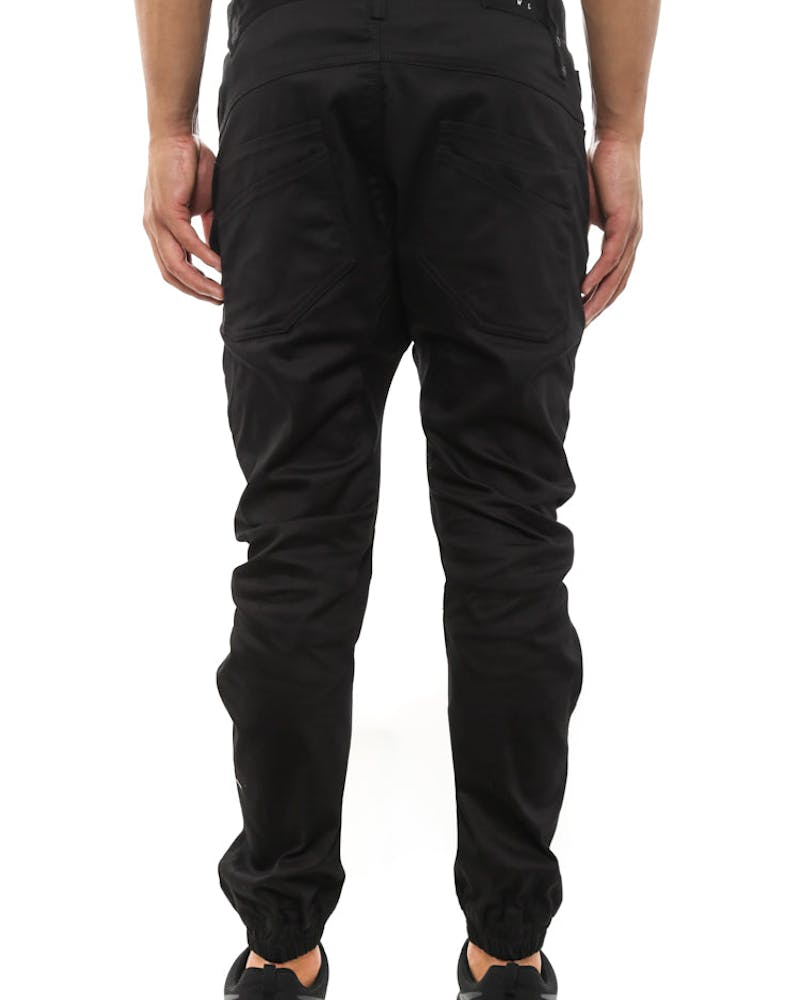 Kelson Semi Drop Jogger Black