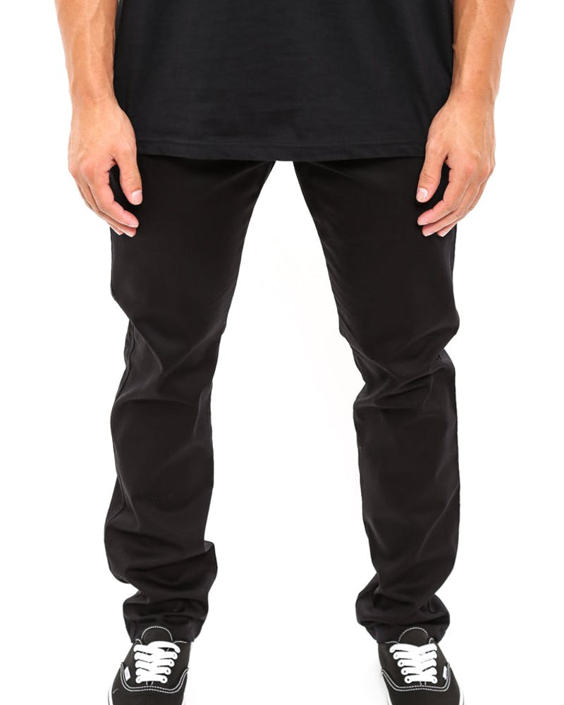 Surplus Chino Pant Black