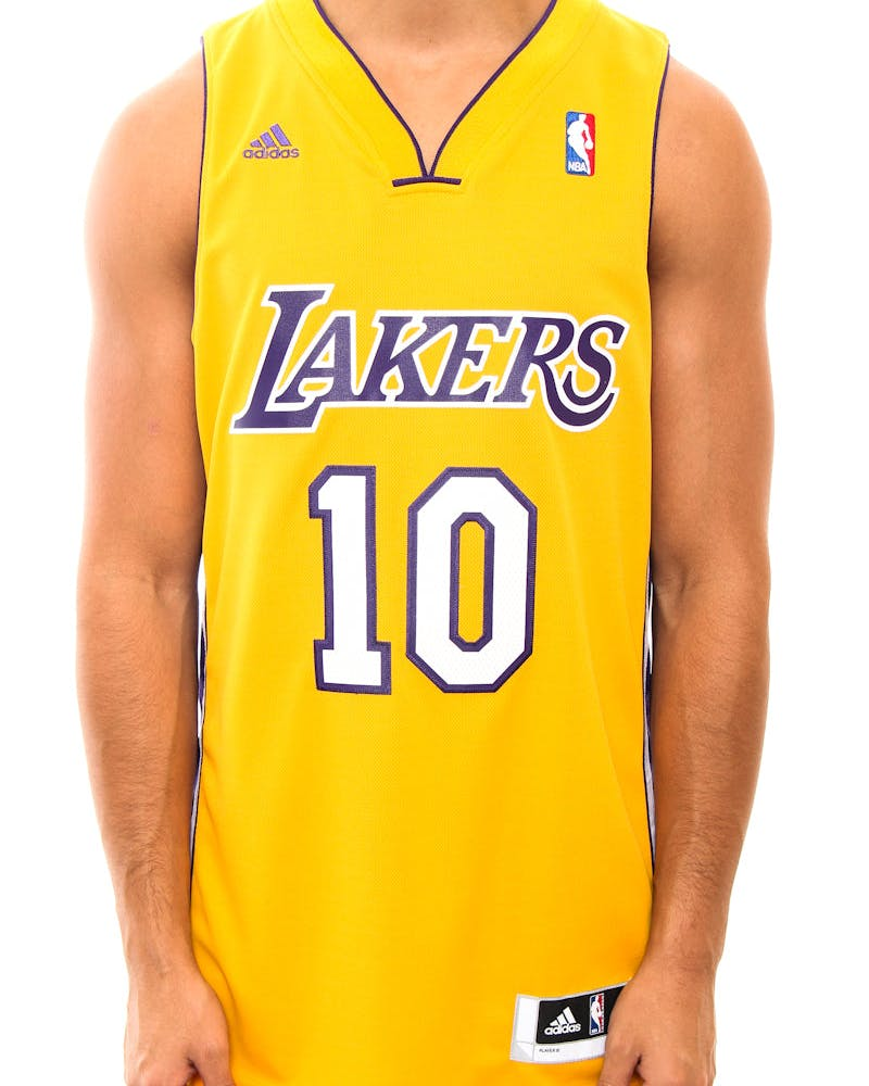 Los Angeles Lakers Revolution 30 Yellow/purple