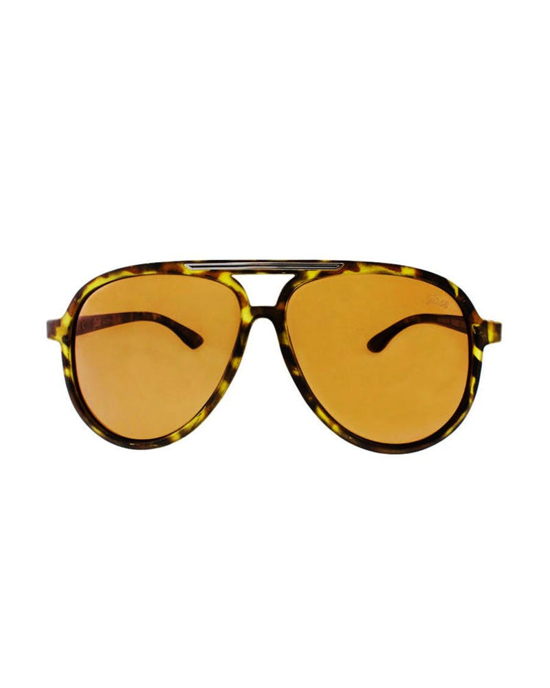Rivers Sunglasses Yellow/black/to