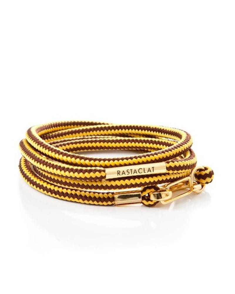 Rastaclat Wrap Round Lace Yellow/brown