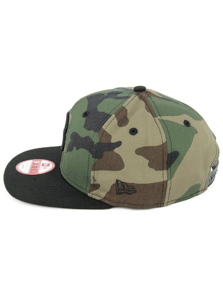 Red Sox Original Fit Snapback Camo/black