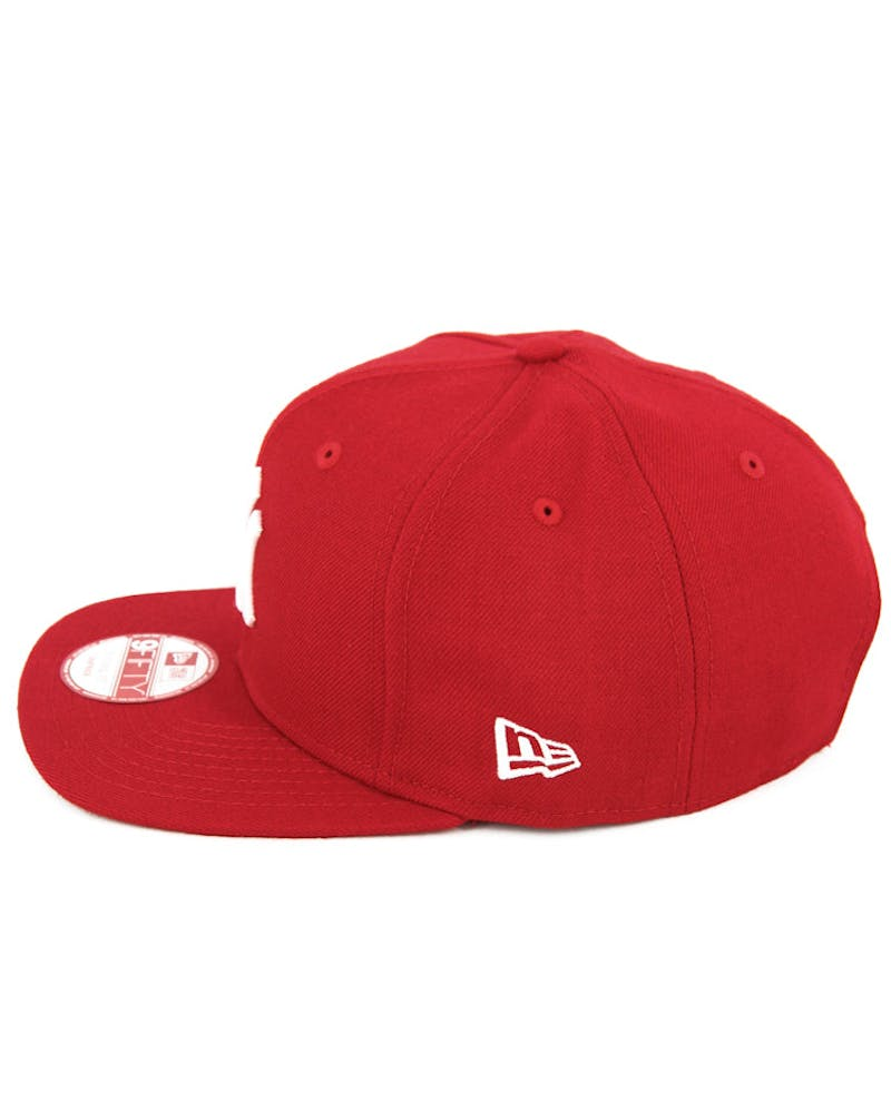 Yankees Original Fit Snapback Scarlet/white/s