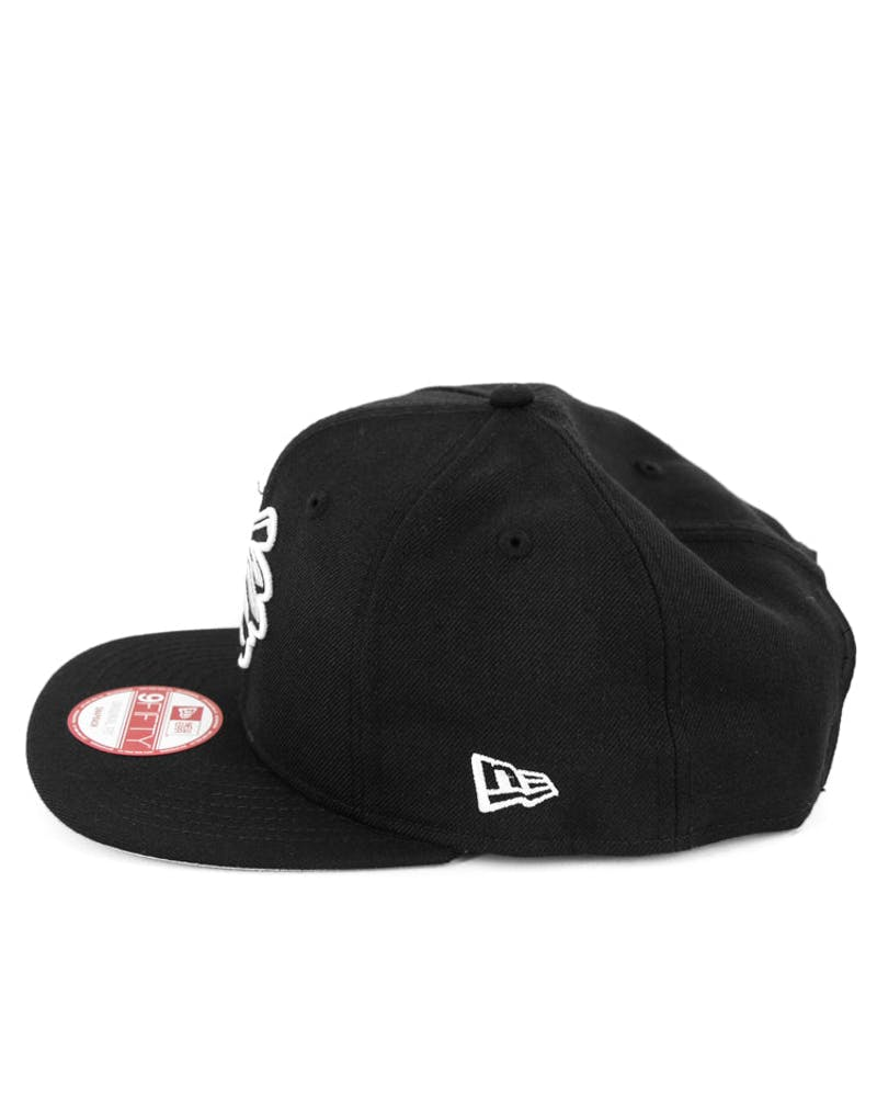 New Era Bees 9FIFTY Original Fit Snapback Black/white
