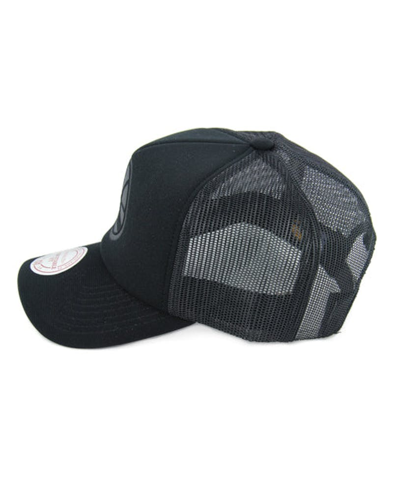 Golden State D-m Trucker Black