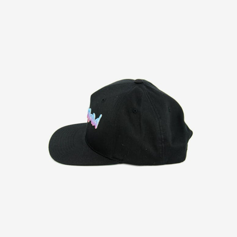World Tour Snapback Black/multi-col