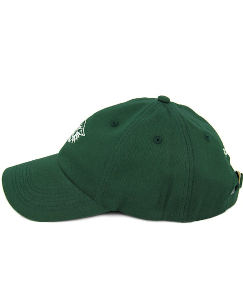 Time Bomb Strapback Forest Green
